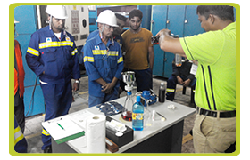 On-Site Oil Testing