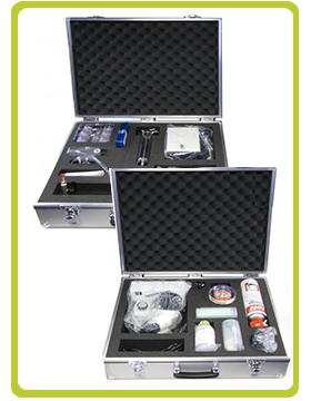 Polluvision Test Kit - Geserco - Malaysia
